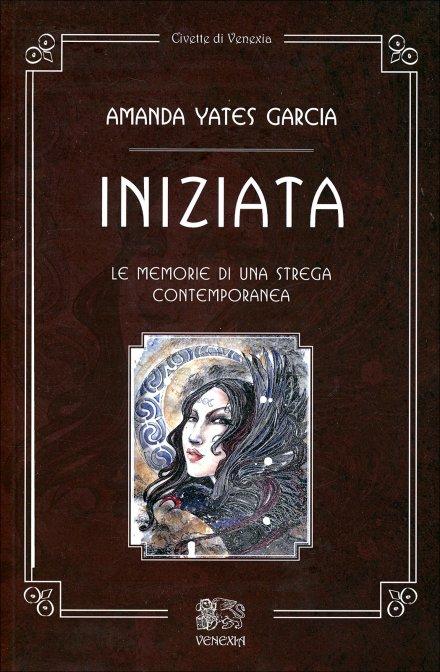 iniziata memorie strega contemporanea libro   Libreria Esoterica Il Reame d'Inverno